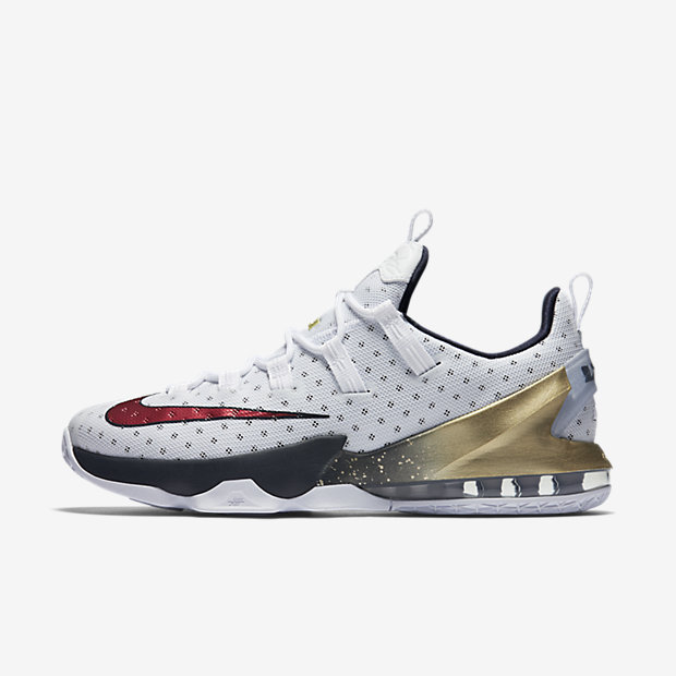 LeBron 13 Low Olympic