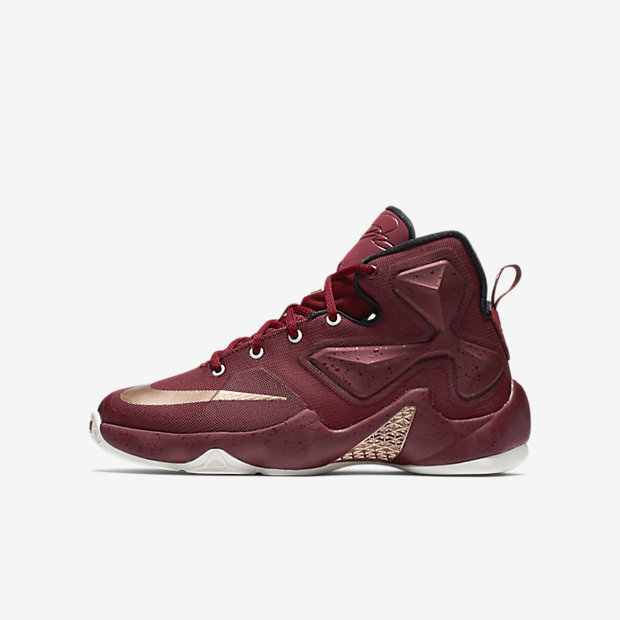LeBron 13 Bronze (GSサイズ)