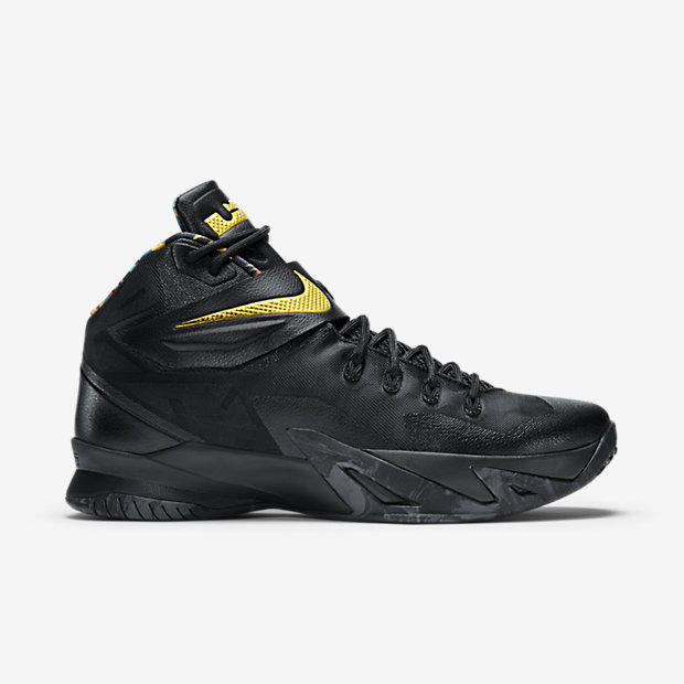 LeBron Zoom Soldier 8 Watch the Throne [2]