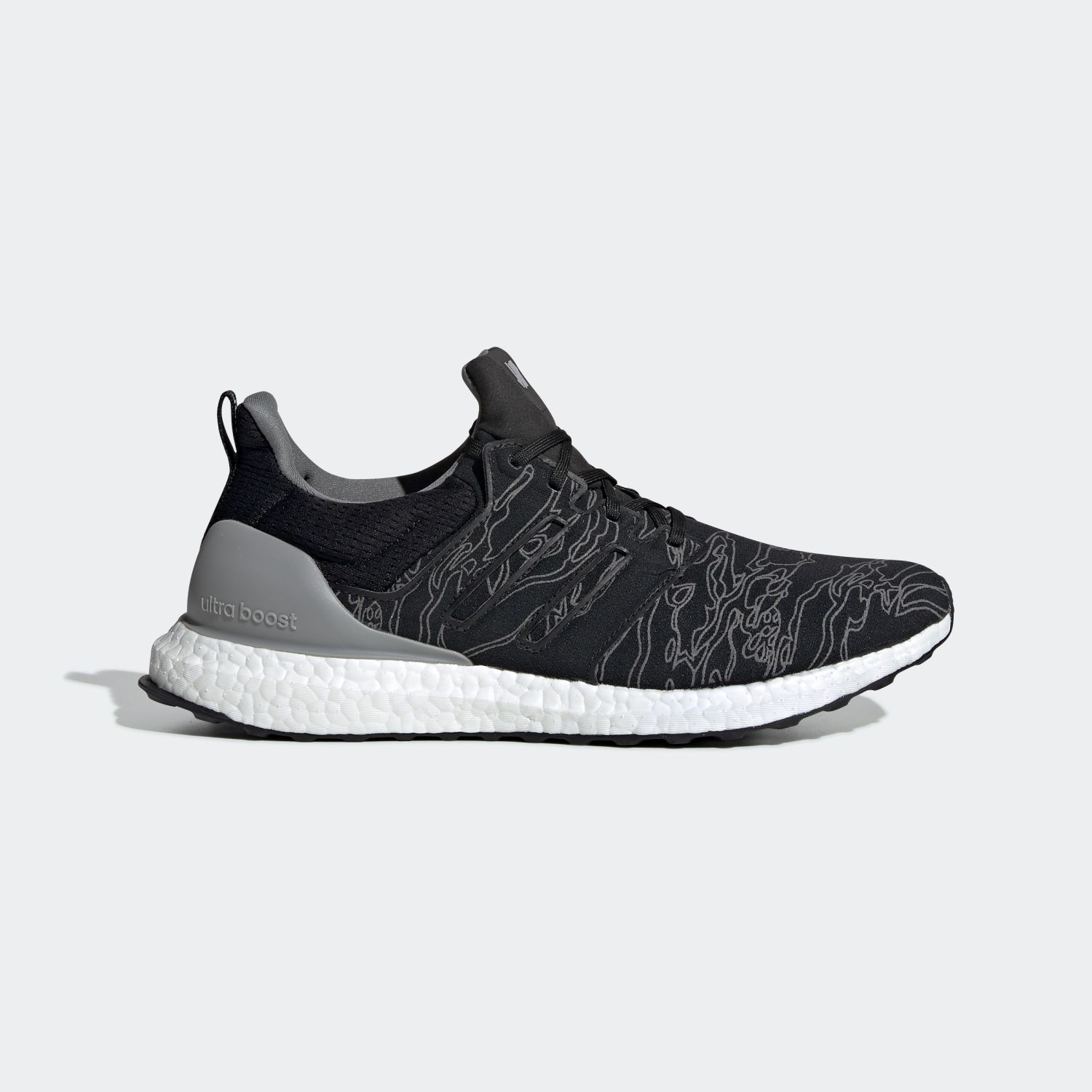 Ultra Boost Undefeated Performance Running Black