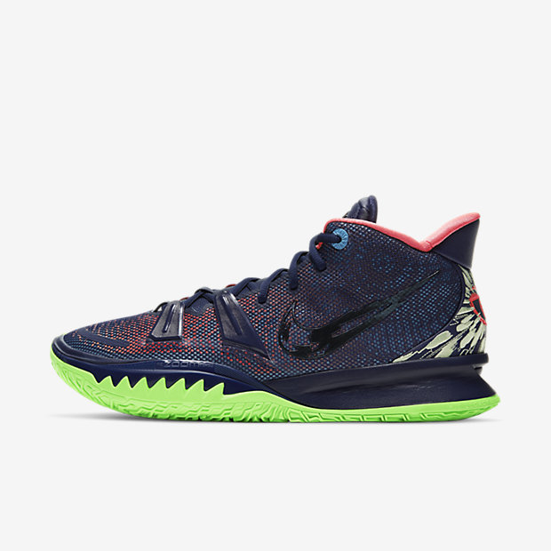 Kyrie 7 EP Navy / Green