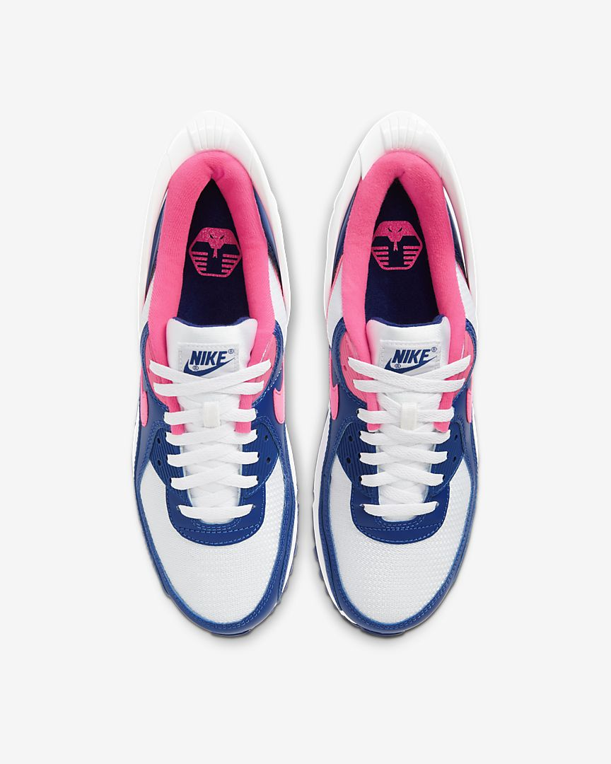 Air Max 90 Fly Ease Deep Royal Blue [3]