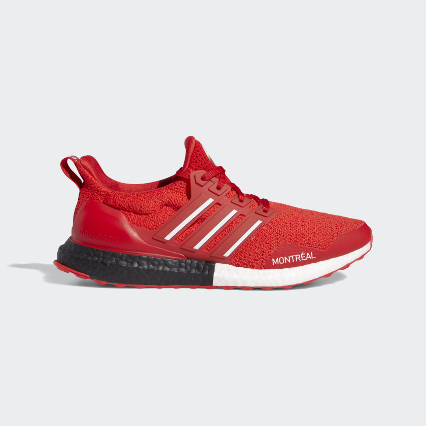 Ultraboost DNA Montreal Shoes Scarlet [1]