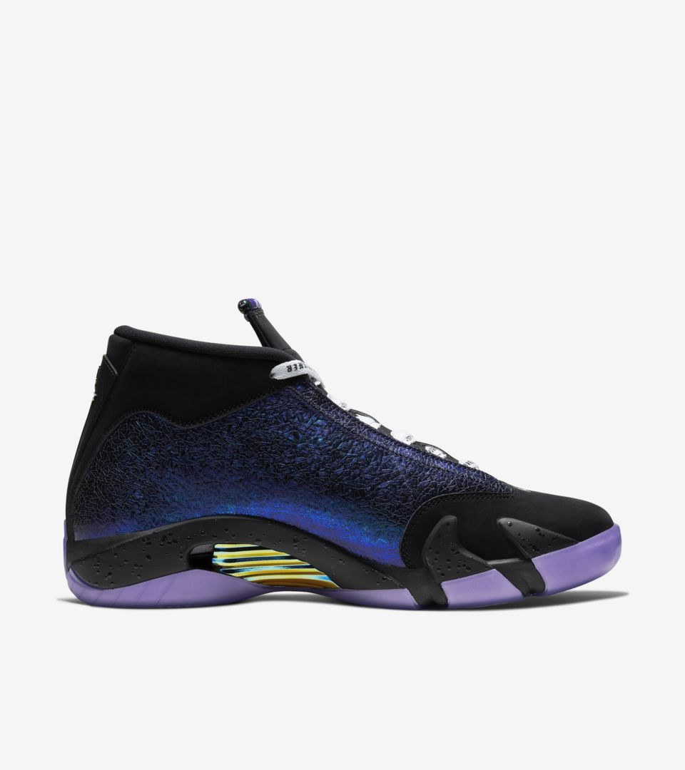 Air Jordan 14 Doernbecher Freestyle [2]