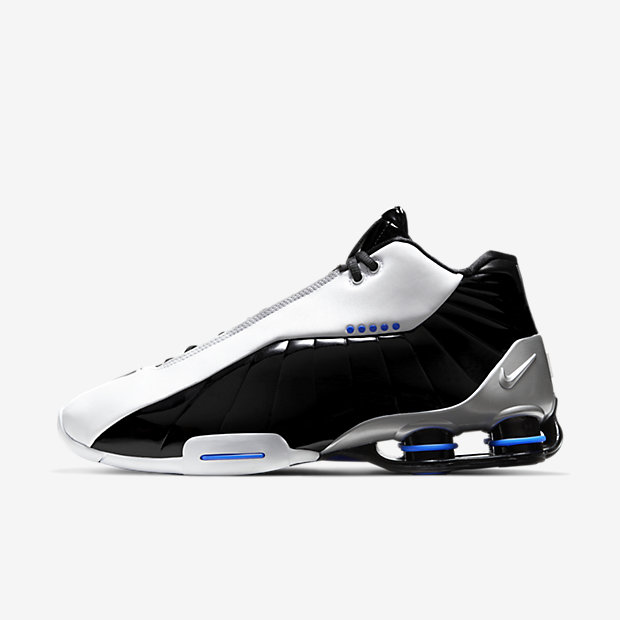 Shox BB4 Black Patent
