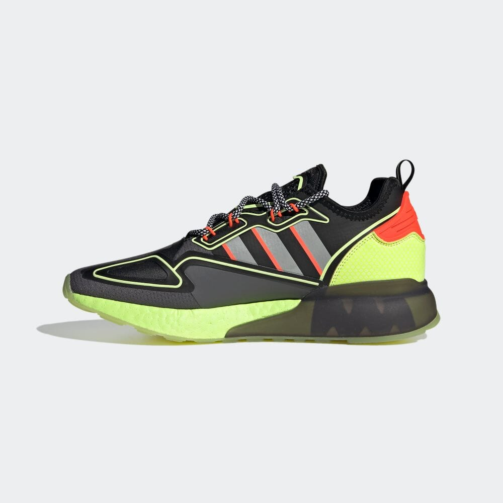 ZX 2K BOOST MARVEL Green [2]