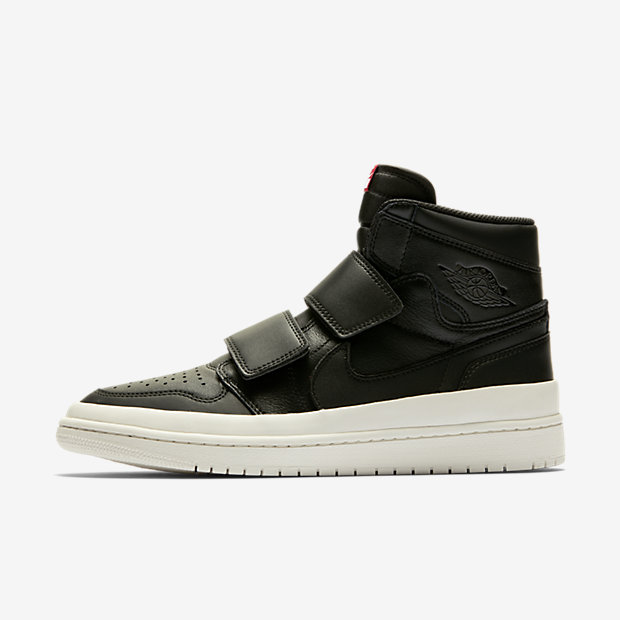 Air Jordan 1 Retro High Double Strap Black Sail [1]