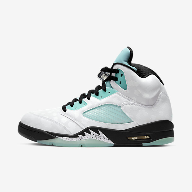 Air Jordan 5 Retro Island Green [1]