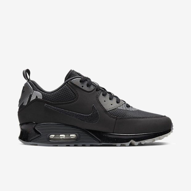 Air Max 90 20 Undefeated Black [2]