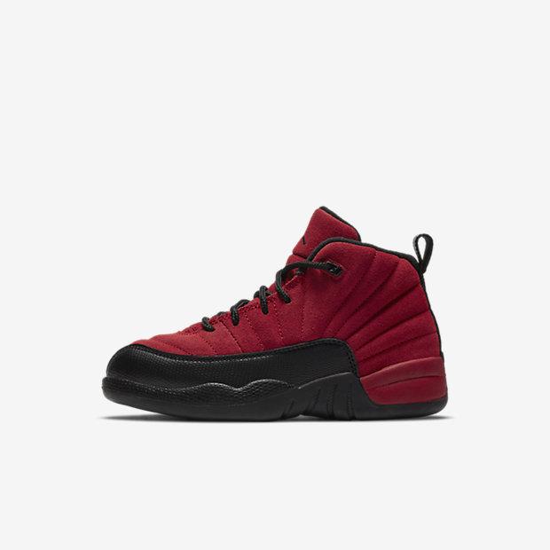 "Air Jordan 12 ""Reverse Flu Game"" (PSサイズ)"
