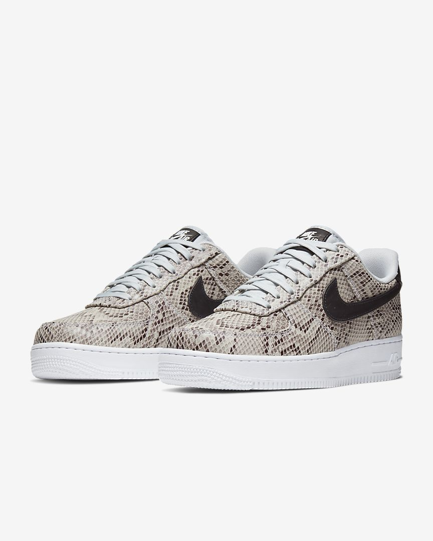 Air Force 1 Low Snakeskin (2019) [4]