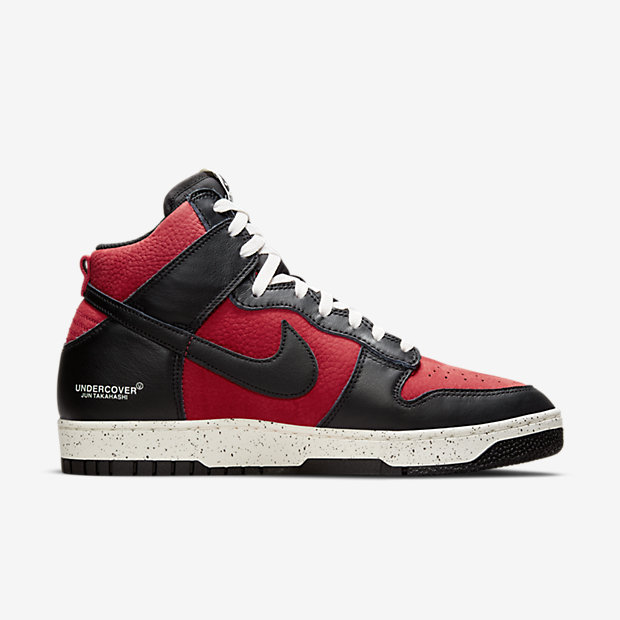 Dunk High 1985 UNDERCOVER Gym Red [2]