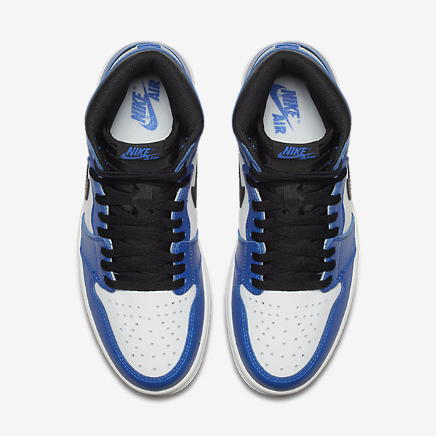 Air Jordan 1 Retro High Game Royal [3]