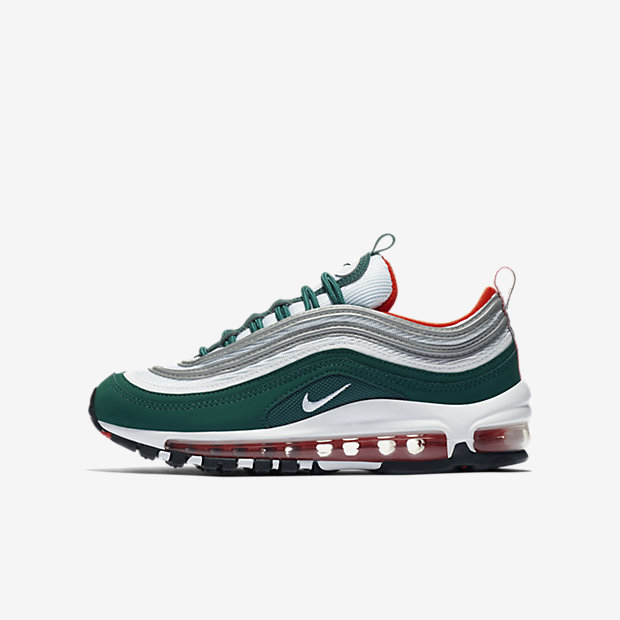 Air Max 97 Miami Hurricanes (GSサイズ)