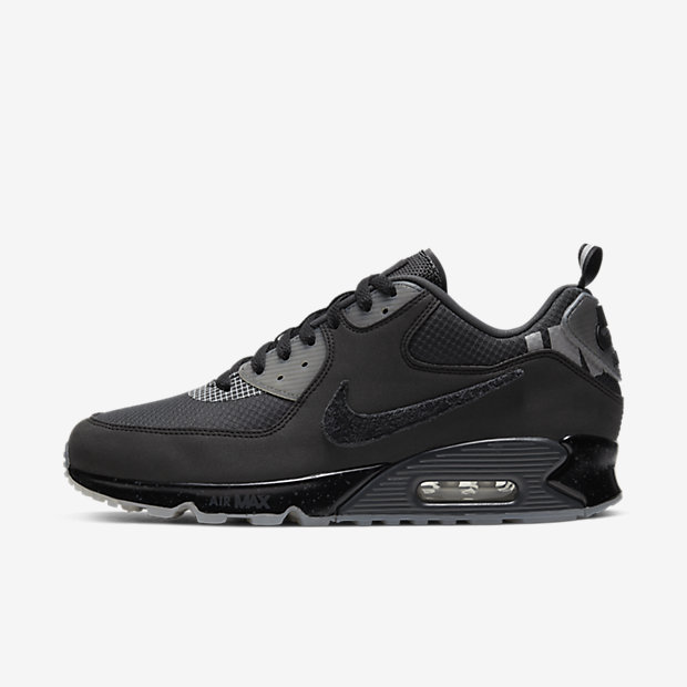 Air Max 90 20 Undefeated Black [1]