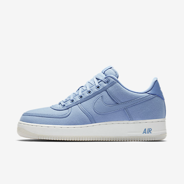 Air Force 1 Low Canvas December Sky