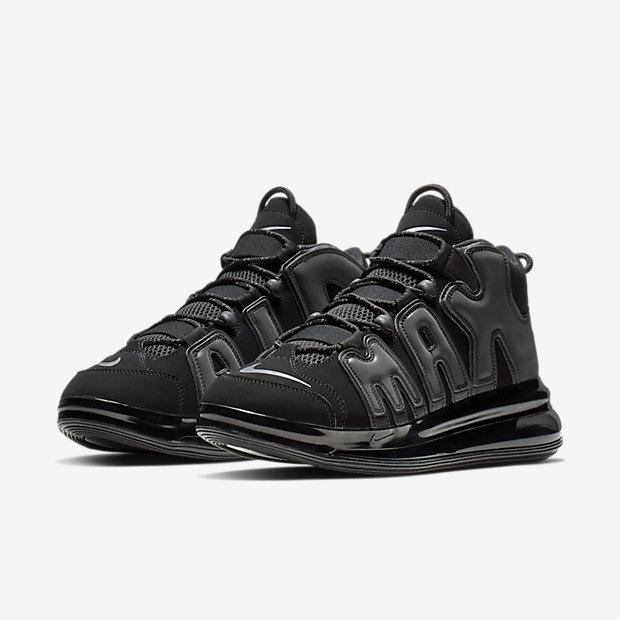 Air More Uptempo 720 Black(モアテン) [4]