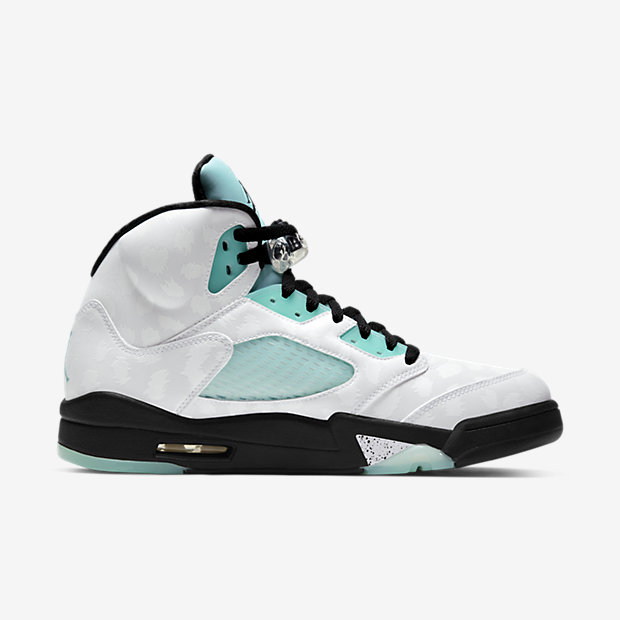 Air Jordan 5 Retro Island Green [2]