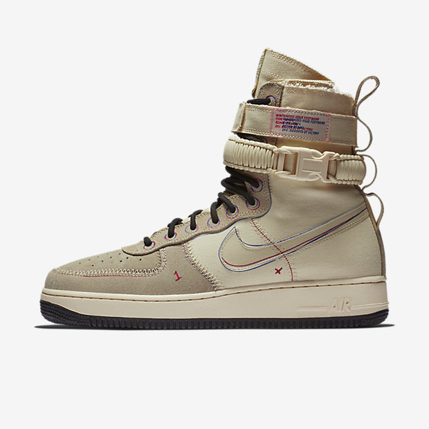 SF Air Force 1 High Muslin