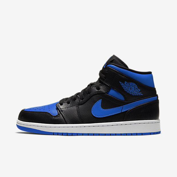 Air Jordan 1 Mid Royal (2020) [1]