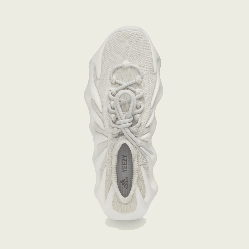 Yeezy 450 Cloud White [4]