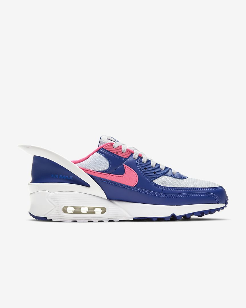 Air Max 90 Fly Ease Deep Royal Blue [2]