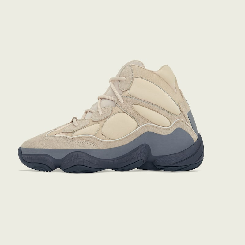 Yeezy 500 High Shale Warm [2]