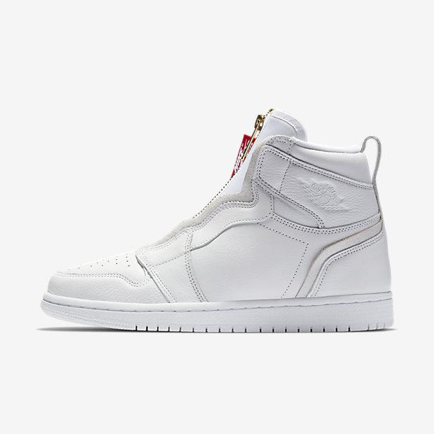 Air Jordan 1 Retro High Zip White (ウィメンズ)