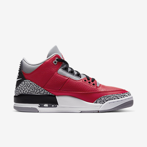 Air Jordan 3 Retro SE Fire Red [2]