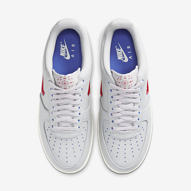 Air Force 1 Low Rub Away Red [3]