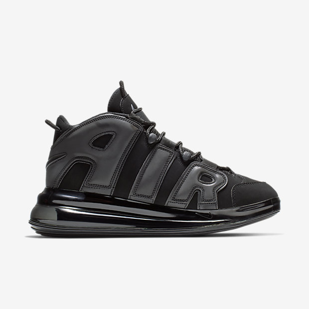 Air More Uptempo 720 Black(モアテン) [2]