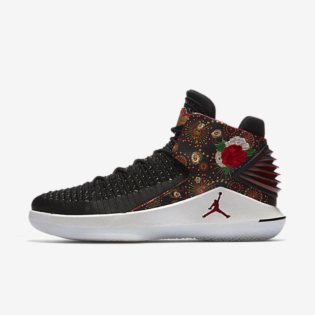 Air Jordan XXXII Chinese New Year (2018)