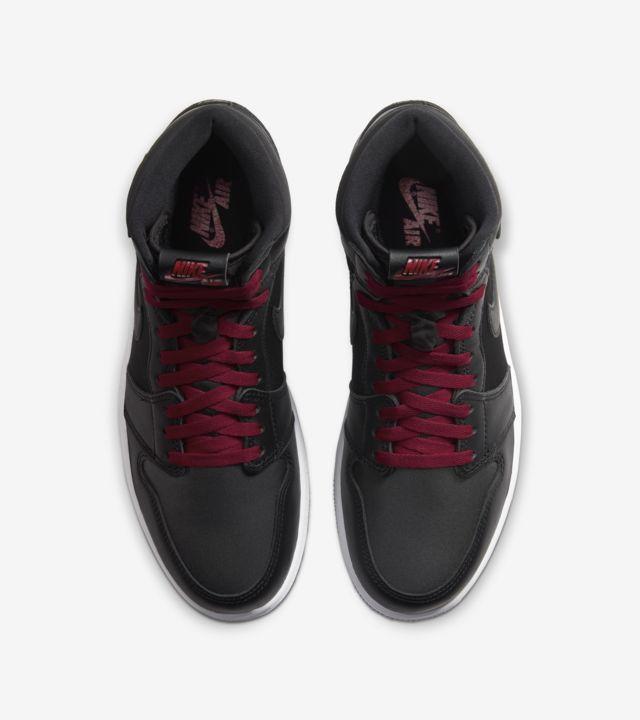 Air Jordan 1 High Black/Gym Red [3]