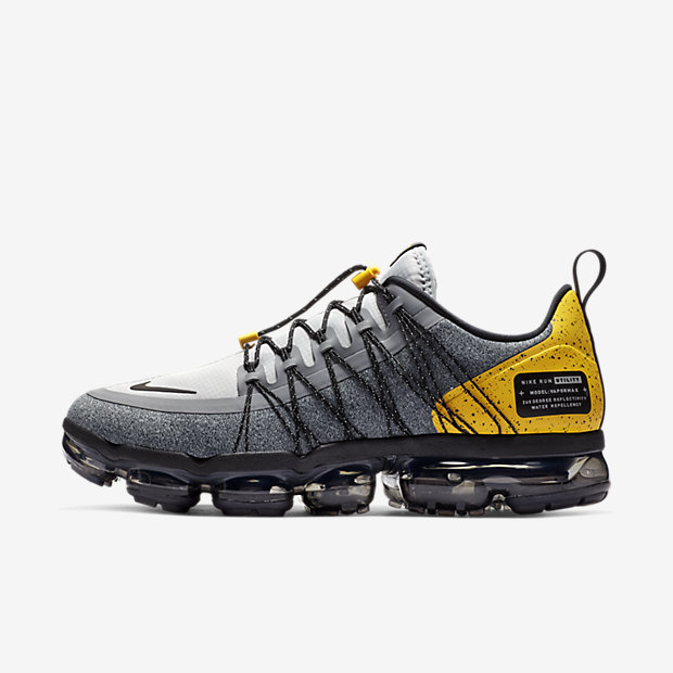 Air VaporMax Run Utility Wolf Grey Amarillo