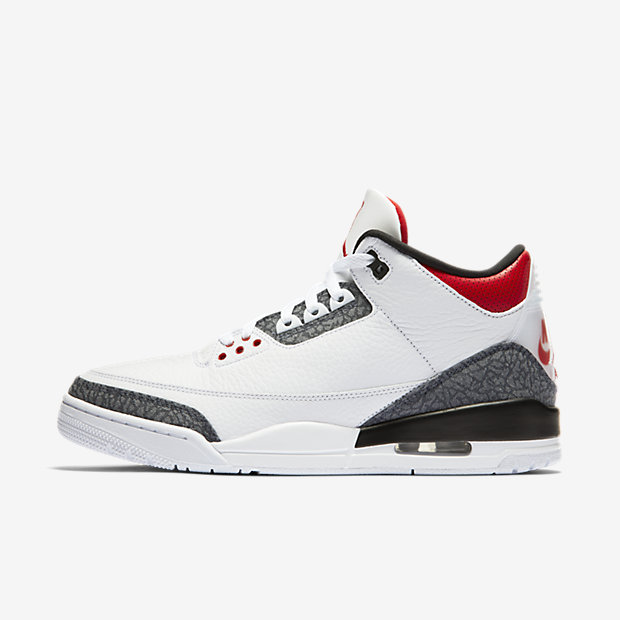 "Air Jordan 3 Retro ""Denim"" [1]"