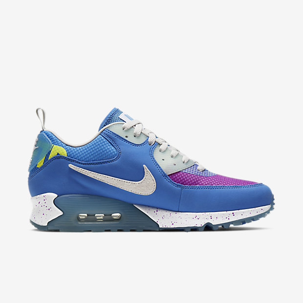 Air Max 90 20 Undefeated Blue [2]