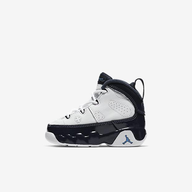 Air Jordan 9 Retro Pearl Blue (TDサイズ)