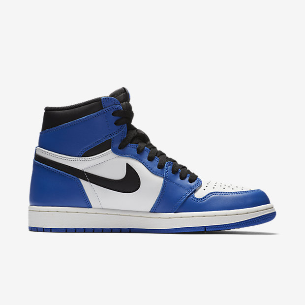 Air Jordan 1 Retro High Game Royal [2]