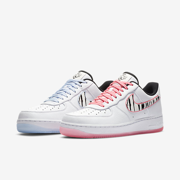 Air Force 1 Low White Tiger [4]