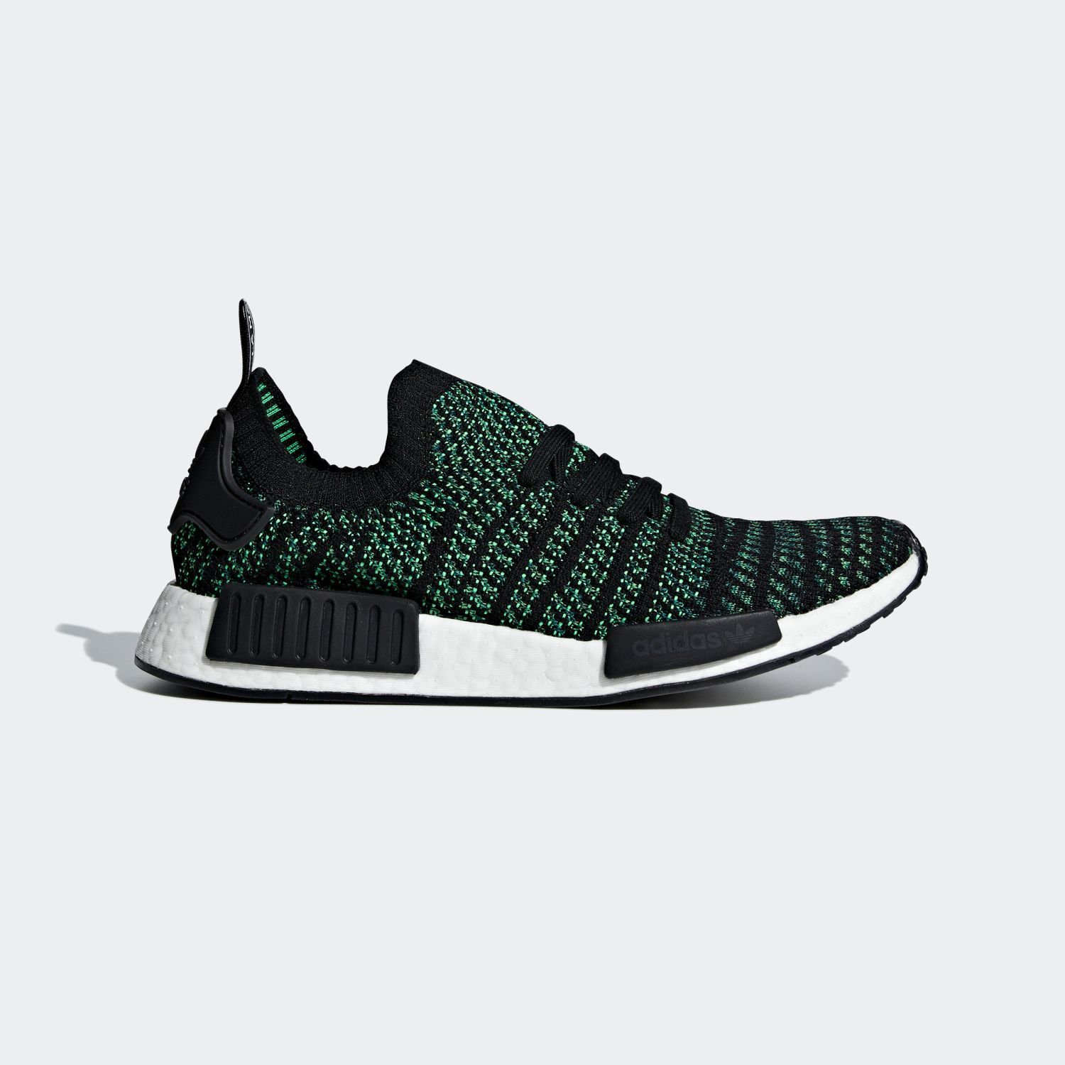 NMD R1 STLT Stealth Pack Noble Green