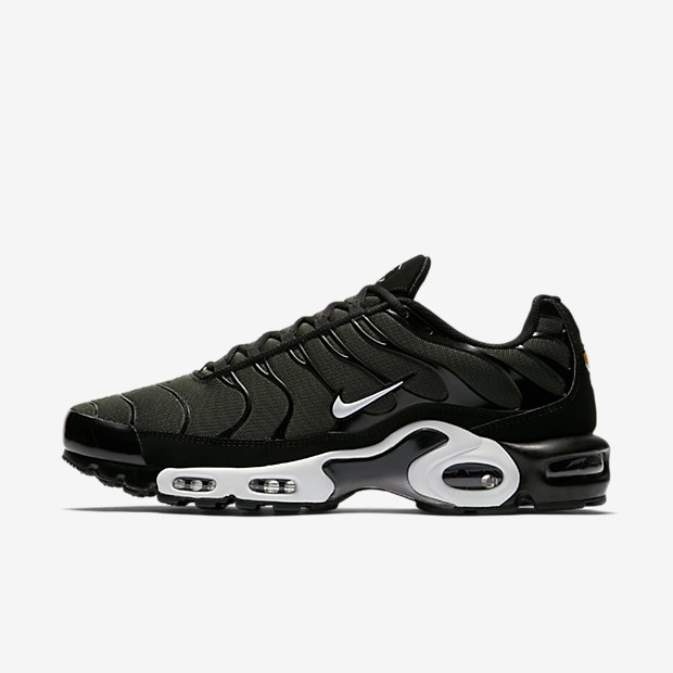 Air Max Plus Black Sequoia