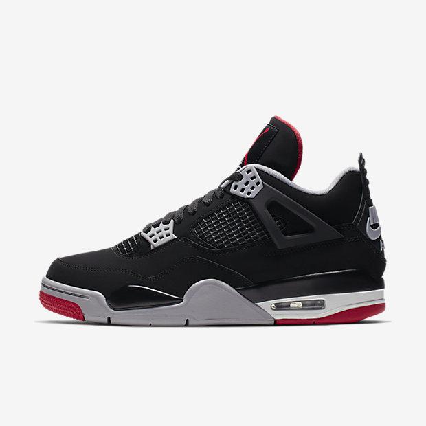 Air Jordan 4 Retro Bred (2019) [1]