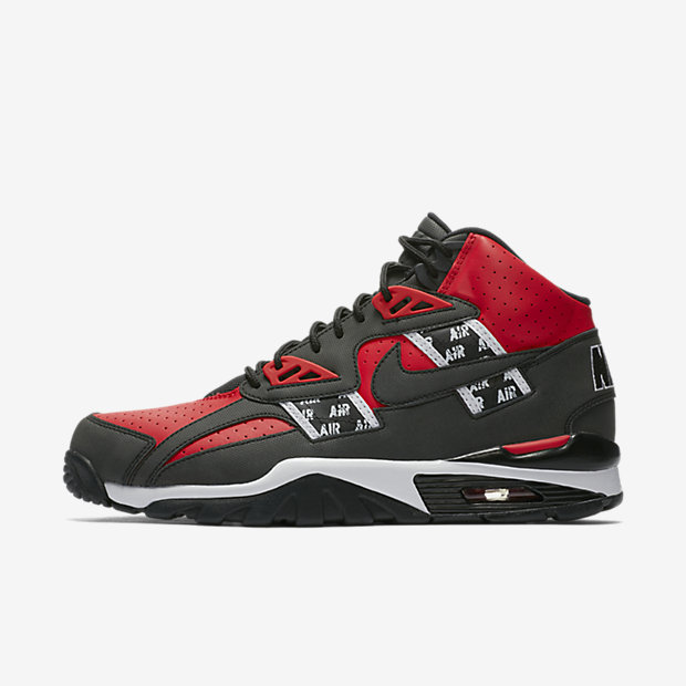 Air Trainer SC High SOA Speed Red