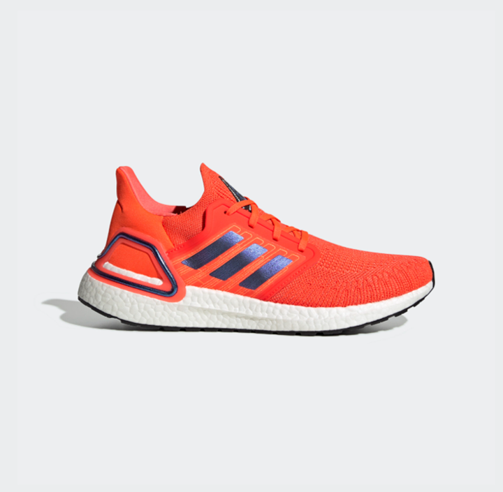 Ultra Boost 2020 ISS US National Lab Solar Red