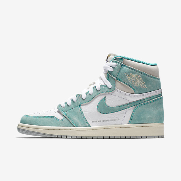 Air Jordan 1 Retro High Turbo Green