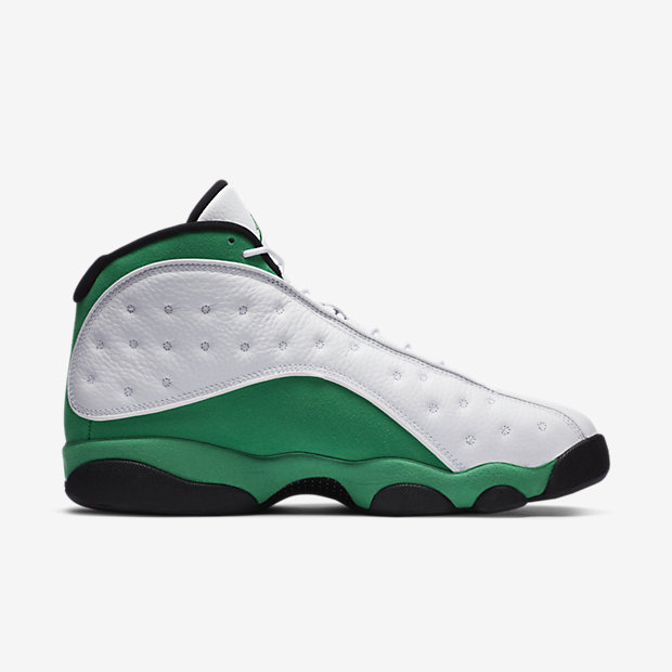 Air Jordan 13 Retro Lucky Green [2]