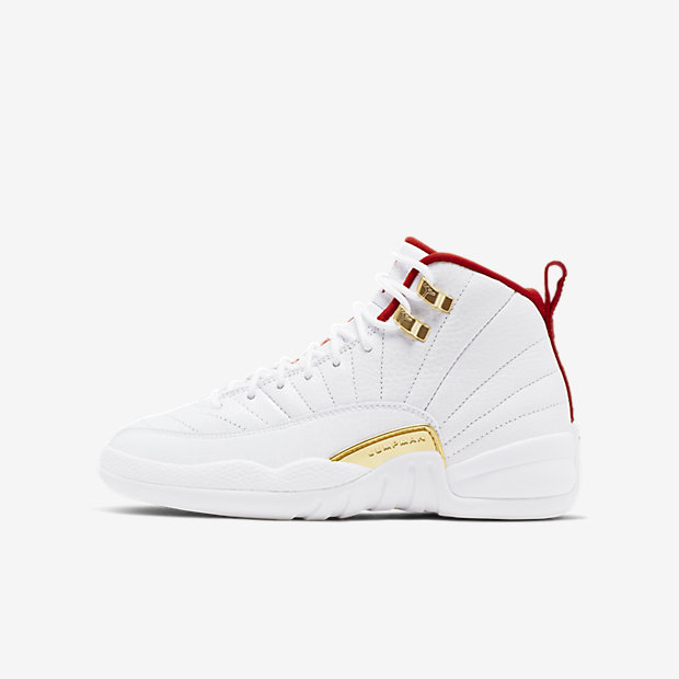 Air Jordan 12 Retro Fiba 2019 (GSサイズ)