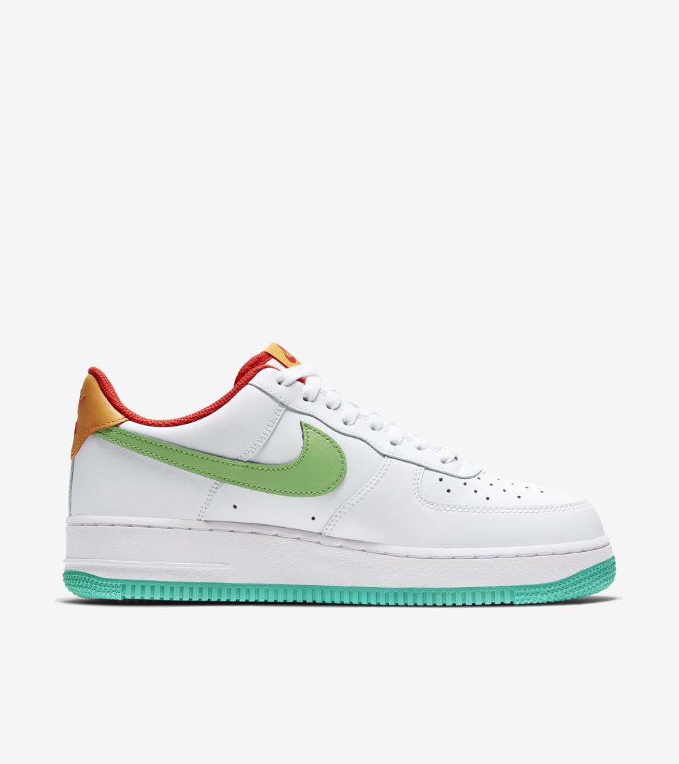 Air Force 1 SBY Collection White [2]