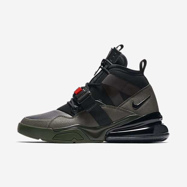 Air Force 270 Utility Sequoia