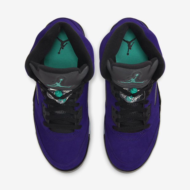 Air Jordan 5 Retro Purple Grape [3]
